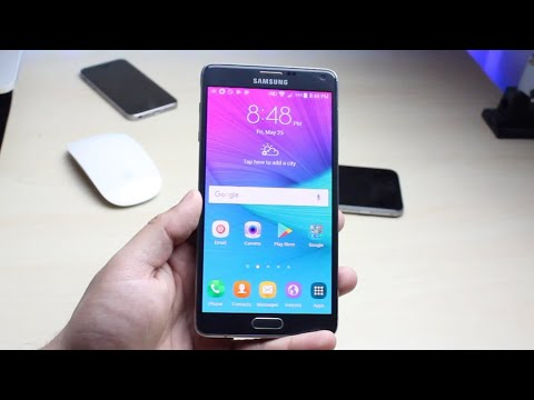 Samsung Galaxy Note 4 In 2018! (Should You Still Buy It?)