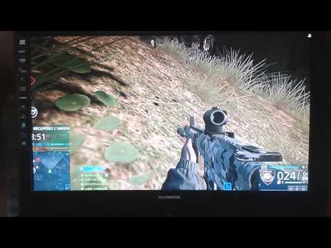 Comment tager sur battlefieldhardline avec une ps3