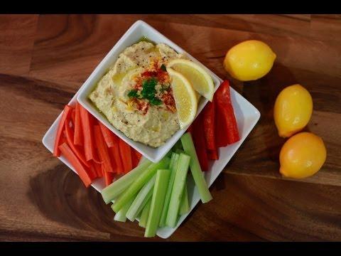 Meyer Lemon Hummus Recipe
