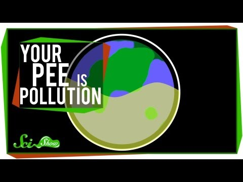 Your Pee is Pollution