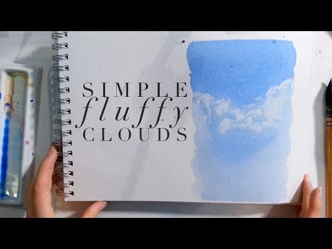 Essential Watercolor Techniques for Beginners: How to lift paint