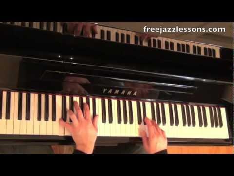 Blues Scale Piano Lesson