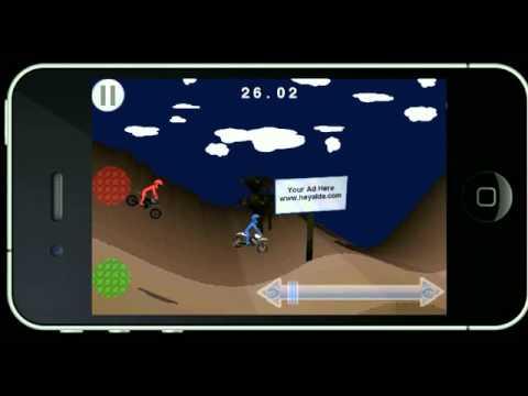 Moto Heyalda (iPhone/iPod/iPad racing game)