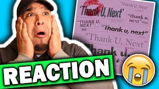 Ariana Grande  Thank U Next Reaction
