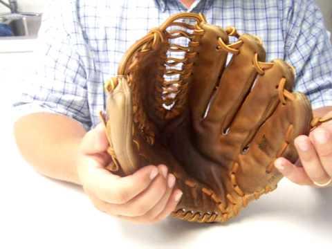 Baseball glove repair- Rawlings Trapeze