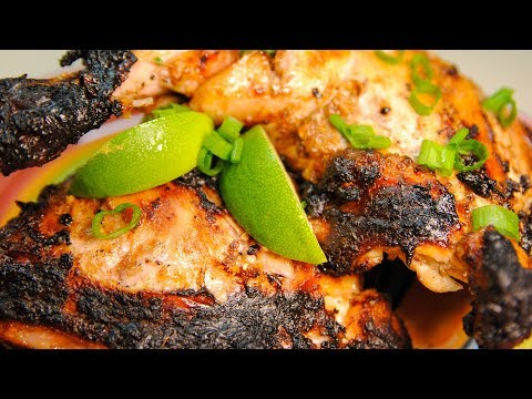 Caribbean Jerk Chicken a Tasty Treat
