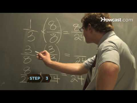 How to Add & Subtract Fractions