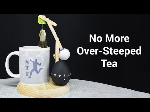 Must Have DIY Gadget for Busy Tea Lovers