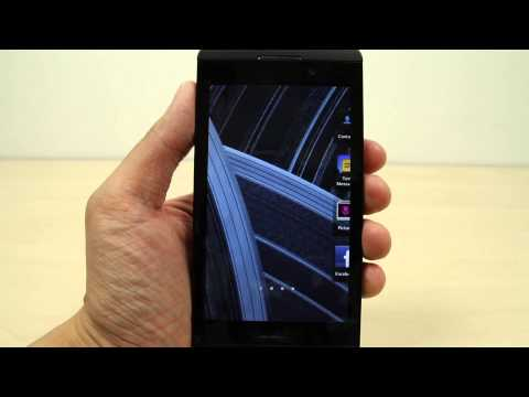 How to master reset BlackBerry Z10