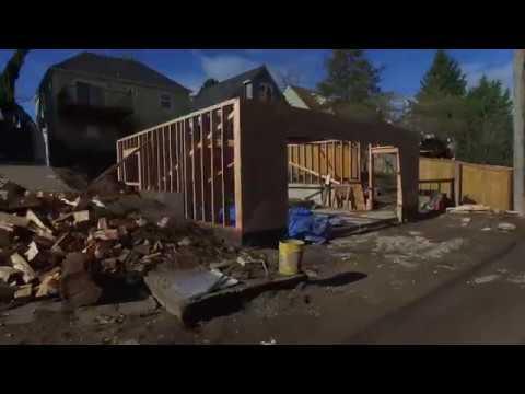 Winter Garage Build, Part I