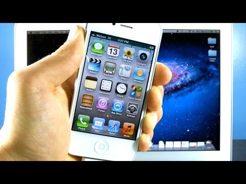 How To Install iOS 6 FREE Without Developer Account - iPhone 4S/4/3Gs iPod 4G & iPad 2/3 6.0 Beta 2