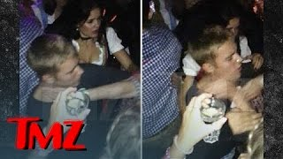 Justin Bieber -- Attacked in Club