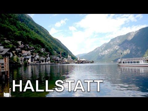 HALLSTATT a wonderful salty town - Austria roadtrip 03: | Travel Vlog