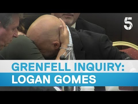 Logan Gomes remembered at Grenfell inquiry - 5 News