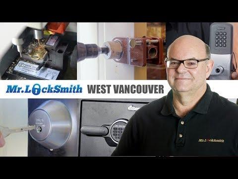 Mr. Locksmith™ West Vancouver 604-239-2111