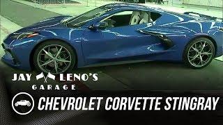 Jay Leno has the first look at the 2020 Chevrolet Corvette Stingray - Jay Leno's Garage