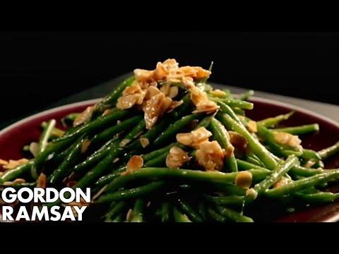 Green Bean Salad With Mustard Dressing - Gordon Ramsay