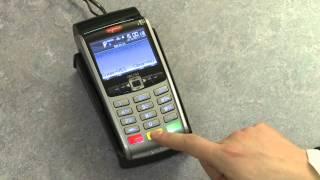 How To Turn Off Ingenico Card Machine Iwl220