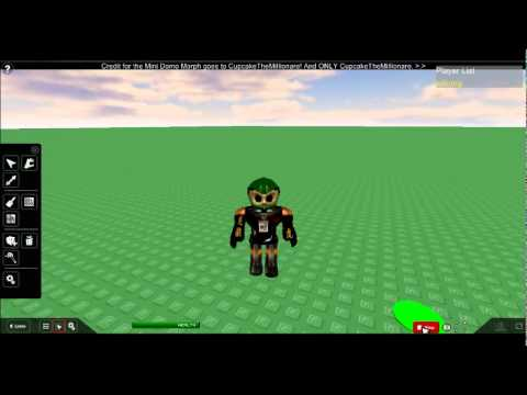 Roblox-How to make Halo Haunted Helmet Kinda
