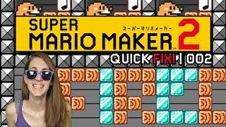 Between TWO Thwomps!! // Mario Maker [ 100 Mario Challenge