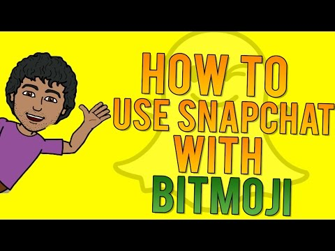 Snapchat Update v9.35.0.0 - How to use Bitmoji w/Snapchat + New Trophy! (Snapchat Tips and Tricks)