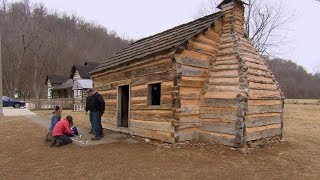 The strange story of Lincoln's cabins