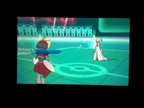 Pokemon X and Y Wifi Battle: #02 - Bisharp The Revenge Killer