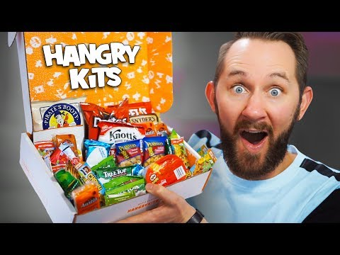 Emergency Snack Kit! | 10 Strange Amazon Products
