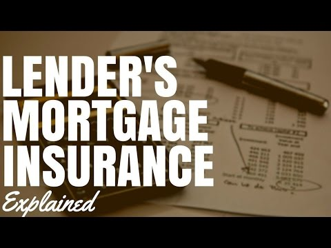 Lender's Mortgage Insurance Explained