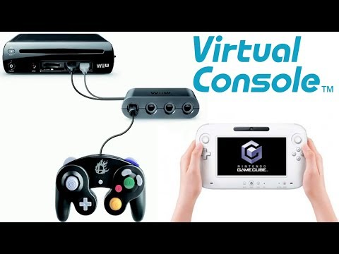 Nintendo News: Gamecube Controller and Wii U + Virtual Console News