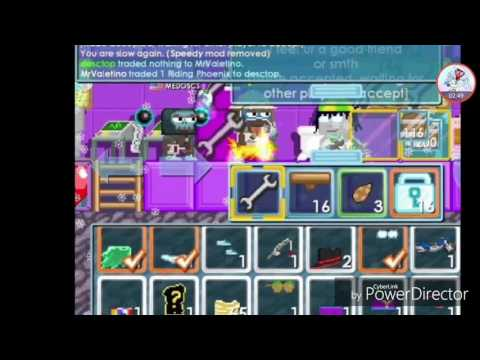 Desctop Caught Scamming! ft. Jamew7,Wasted   Growtopia