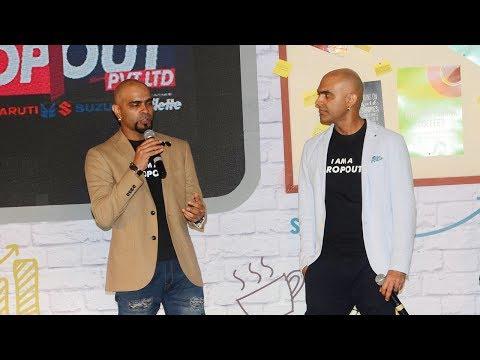Raghu Ram & Rajiv Laxman At The Launch Of MTV New Reality Show Dropout PVT LTD