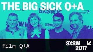 The Big Sick Q&A with Kumail Nanjiani, Judd Apatow, Emily Gordon, and Barry Mendel — SXSW 2017