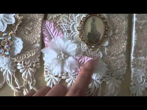 Vintage Shabby Chic Wall Decor - Msgardengrove1