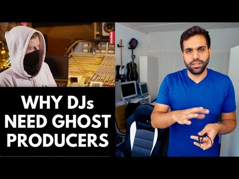 ALAN WALKER FAKING IT - The truth about DJs and their Ghost Producers