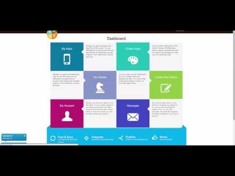 How to upload mobile app to your portfolio on Blackboard