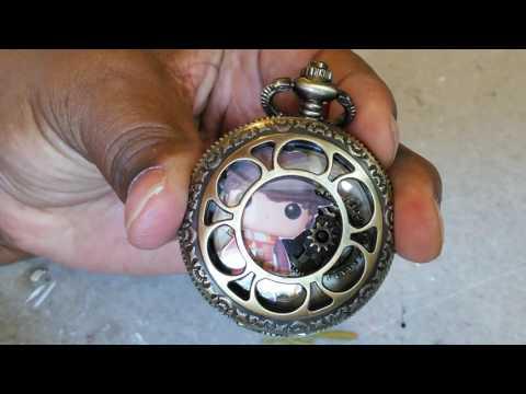 Steampunk Watch Tutorial