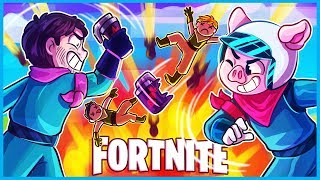 *NEW* AIR STRIKE is actually PRETTY AWFUL in Fortnite...