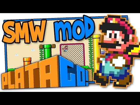 PlataGO! Mod - Super Mario World - Platformer Maker