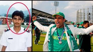 How Fakhar Zaman Became Cricket Star From Navy To Cricket - Champions Trophy 2017