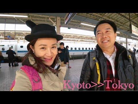 Kansai Airport to Tokyo