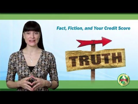 5 Credit Score Myths and Facts
