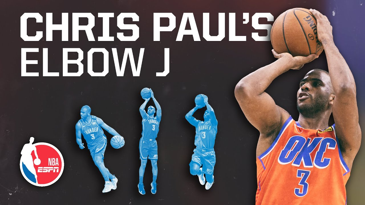 Chris Paul's elbow jumper is one of the deadliest shots in the NBA | Signature Shots