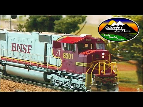 Review of Athearn Genesis SD75I Model Train Engine with Tsunami Sound