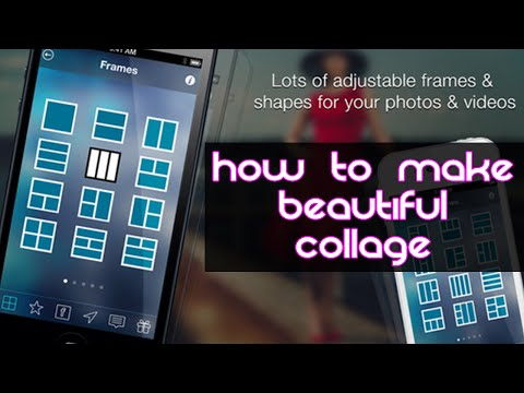 HOW TO MAKE PHOTO & VIDEO COLLAGE IN ANDROID