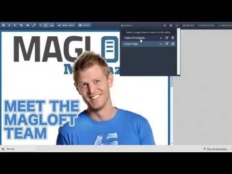 Create Digital Magazines