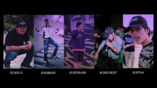 JABPAI CYPHER [ STAGE-N,ONEBRAIN,JUSTFRAME,M.DOUBLE3,KAPPA4] EP1.