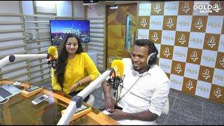 Gold FM 101.3 UAE with RJ Vysakh & RJ Samira firos kunnamparambil