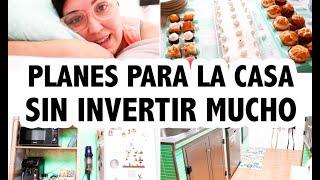 CAMBIOS EN LA CASA SIN INVERTIR MUCHO Vlog