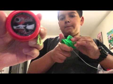 How to make your yo-yo bearings faster
